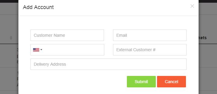 Zippykind New Customer Module