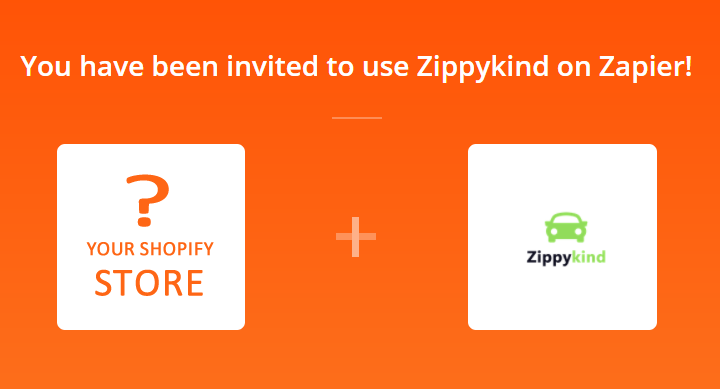 Connect Your Local Shopify Delivery Store to Zippykind
